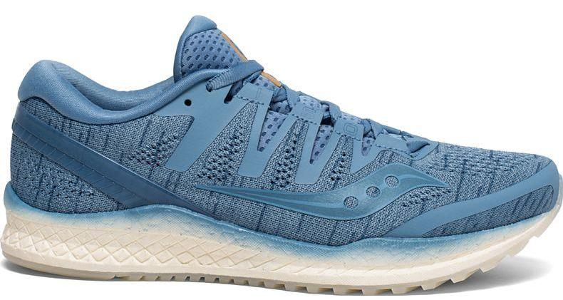 c34a95745b71 Saucony Women s Freedom ISO 2 - Blue Shade (S10440-41) – Marathon Sports