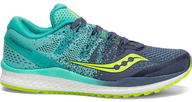 Saucony Women's Freedom ISO 2 - Grey/Teal (S10440-4)