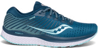 Saucony Women's Guide 13 - Blue/Aqua (S10548-25) Lateral/Side
