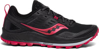 Saucony Women's Peregrine 10 - Black/Barberry (S10556-20)