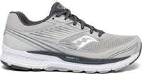 Saucony Women's Echelon 8 - Alloy/Charcoal (S10574-30) Lateral Side