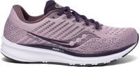 Saucony Women's Ride 13 - Blush/Dusk (S10579-20) Lateral View