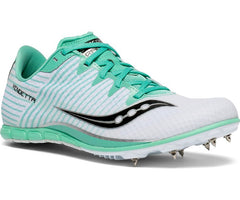 Saucony Women's Vendetta 2 - White/Teal (S19047-5)