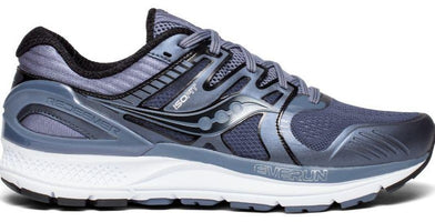 Saucony Men's Redeemer ISO 2 Wide (2E) - Grey/Black (S20382-35)