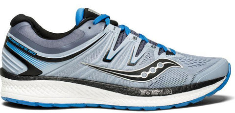 Saucony Men's Hurricane ISO 4 - Grey/Blue/Black (S20411-2)