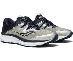 Saucony Men's Guide ISO - Grey/Navy/Slime (S20415-1)