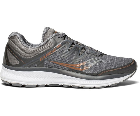 Saucony Men's Guide ISO - Grey/Denim/Copper (S20415-30)