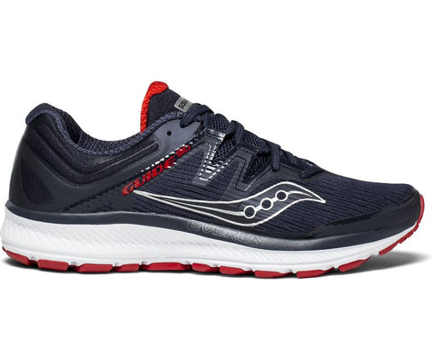 Saucony Men's Guide ISO - Navy/Red (S20415-3)