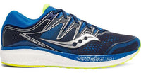 Saucony Men's Hurricane ISO 5 - Navy/Citron (S20460-2)