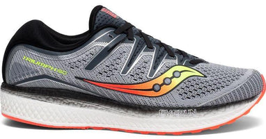 Saucony Men's Triumph ISO 5 - Grey/Black (S20462-1)