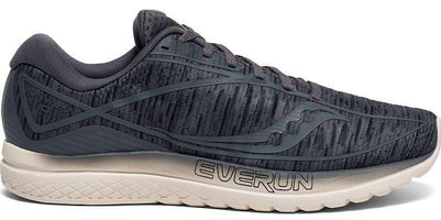 Saucony Men's Kinvara 10 Running Shoe Gunmetal Shade S20467-41