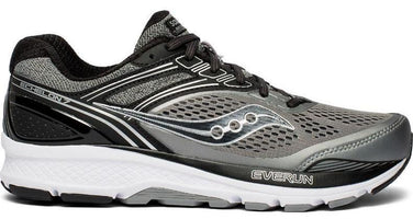 Saucony Men's Echelon 7 Wide (2E)- Grey/Black (S20469-1)