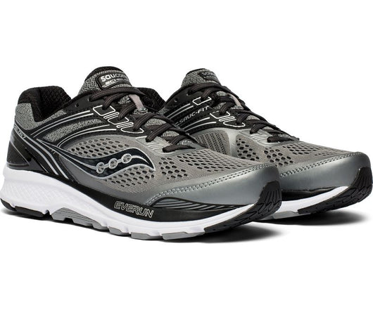 Saucony Men's Echelon 7 - Grey/Black (S20468-1)