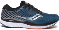 Saucony Men's Guide 13 Wide (2E) - Blue/Silver (S20549-25)