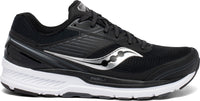Saucony Men's Echelon 8 Wide (2E) - Black/White (S20575-40) Lateral Side