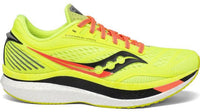 Saucony Men's Endorphin Speed - Citron (S20597-65) Lateral Side