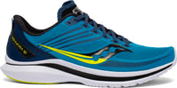 Saucony Men's Kinvara 12 - Cobalt/Citrus (S20619-55) Lateral Side