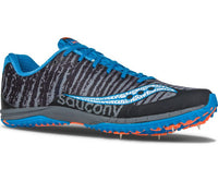 Saucony Men's Kilkenny XC 5 - Black/Blue (S29022-4)