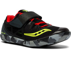 Saucony Men's Unleash SD 2 - Black/Red (S29035-2)