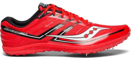 Saucony Men's Kilkenny XC 7 - Red/Black (S29041-6)