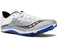 Saucony Men's Endorphin 2 - White/Blue (S29046-1)