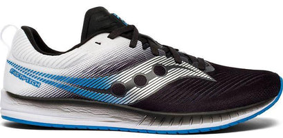 Saucony Men's Fastwitch 9 - Black/White (S29053-1)