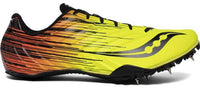 Saucony Men's Spitfire 5 - Citron/Black (S29055-5)