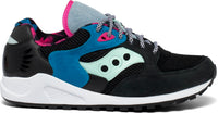 Saucony X Boston Children's Hospital Unisex Luc Jazz 4000 - Black/Blue/Pink (S70531-1)
