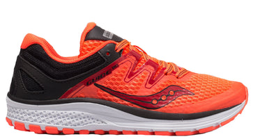 Saucony Girl's Guide ISO - Vizi Red/Black (S21000-3)