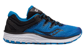 Saucony Boy's Guide ISO - Blue/Black (S21000-2)