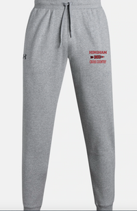 UA MENS FLEECE JOGGER - CAN-HINGHAMBOYS-1317455