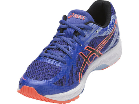 Asics Women's Gel-DS Trainer 22  - Blue Purple/Black/Flash Coral (T770N.4890)