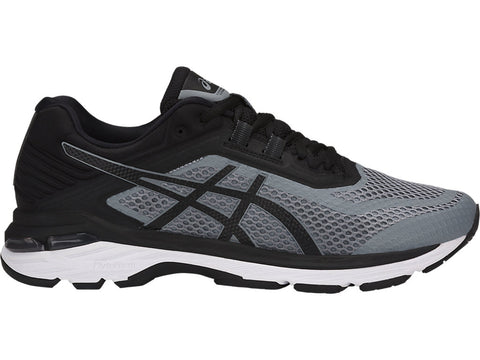 Asics Men's GT-2000 6 Extra Wide (4E) - Stone Grey/Black/White (T807N.1190)