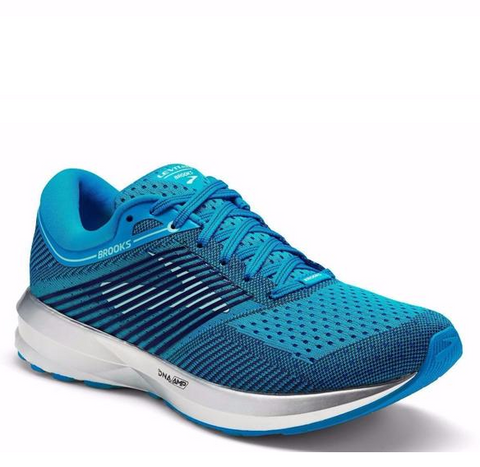Brooks Women's Levitate - Blue/Mint/Silver (1202581B417)