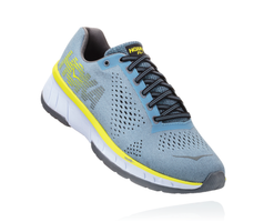 Hoka One One Women's Cavu - Sky Blue/Neutral Gray (1019282-SBNG)