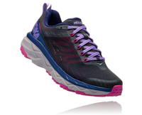 Hoka One One Women's Challenger ATR 5 - Ebony/Very Berry (1104094-EVBR) Running Shoe Trail Running