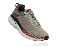 Hoka One One Women's Clifton 5 - Alloy/Metal (1093756-AMTL)