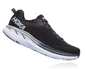 Hoka One One Women's Clifton 5 - Black/White (1093756-BWHT)