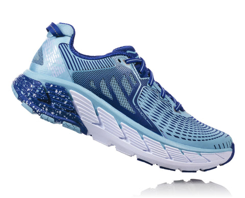 Hoka One One Women's Gaviota - Sky Blue/Surf The Web (1016303-SBSTW)