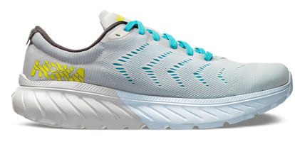 Hoka One One Women's Mach 2 - White/Nimbus Cloud (1099722-WNCL)