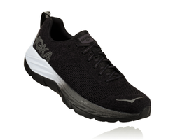 Hoka One One Women's Mach FBN - Black/Nine Iron (1099756-BNIR)