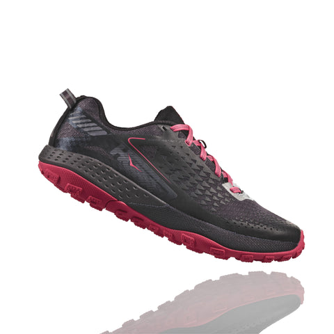 Hoka One One Women's Speed Instinct 2 - Black/Azalea (1016800-BAZL)