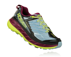Hoka One One Women's Stinson ATR 4 - Blue Fog/Boysenberry (1016789-BFBY)