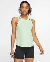 Nike Women's Aeroswift Singlet - Vapor Green (CJ2369-376)