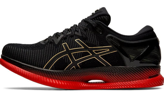 Asics Women's MetaRide - Black/Classic Red (1012A130.001)