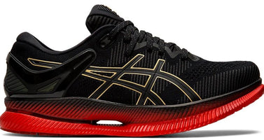 Asics Men's Metaride Running Shoe Black/Classic Red 1011A142.001