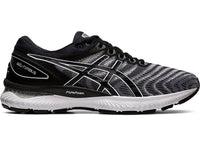 Asics Men's GEL-Nimbus 22 - White/Black (1011A680.100)