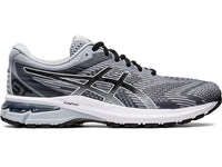 Asics Men's GT-2000 8 Wide (2E) - Piedmont Grey/Black (1011A691.020)