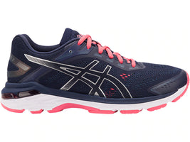 Asics Women's GT-2000 7 Narrow (2A) - Peacoat/Silver (1012A143.401)