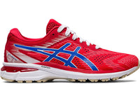Asics Women's GT-2000 8 Retro Tokyo - Classic Red/Electric Blue (1012A656.600)